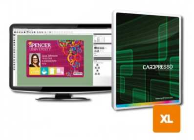 Cardpresso XL Kartendrucker Software