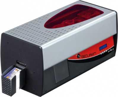 Evolis Securion USB ETH SMA ACG BDL