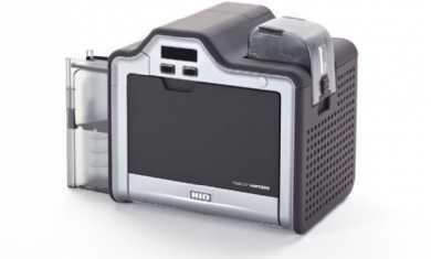 Fargo HDP5000 USB ETH MAG CL iCLASS HID RT