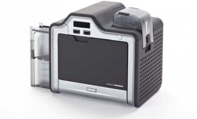 Fargo HDP5000 USB ETH SMART RFID RT BDL