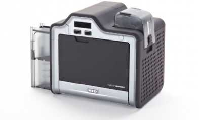 Fargo HDP5000 USB ETH L1 RT BDL
