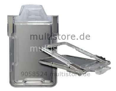 Kartenhalter mit RFID- und Karten Schutz
