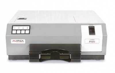 Matica P101i Passdrucker