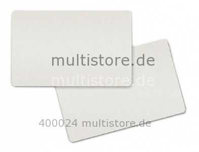 Plastikkarten PVC Premium 0,76 Standardkarte