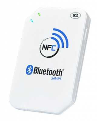 RFID Reader ACS ACR1255U-J1 Bluetooth